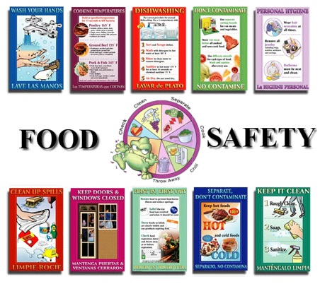 Training Food Safety and Food Handling