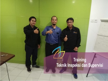 training Inspeksi dan supervisi